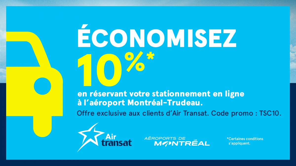 Air transat coupon code 2018