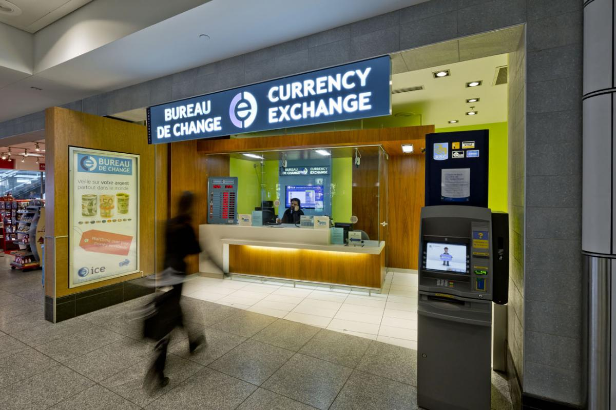Currency exchange near me open on sundays: bureau de change near me
