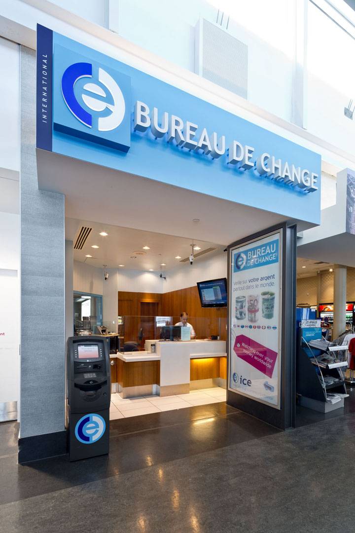Ice bureau de change zone publique u - Bureau de change aeroport ...